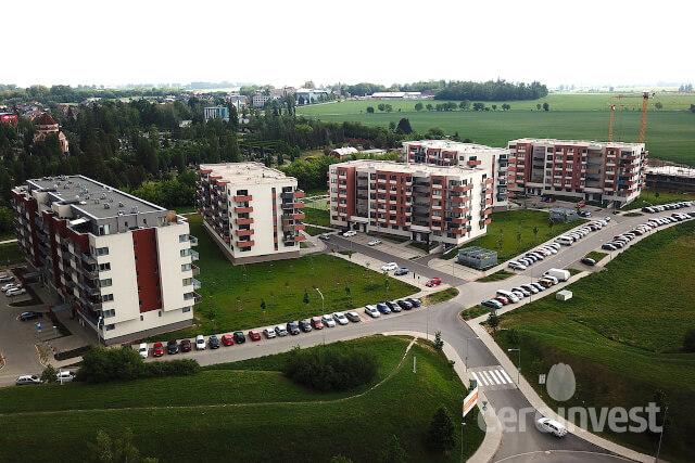 Holandská čtvrť – Olomouc